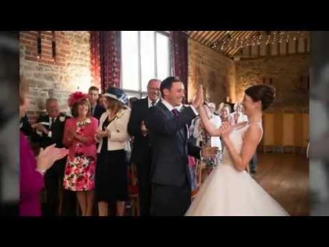 Hannah & Steve's Wedding, Bartholomew Barn, 29 May 2015