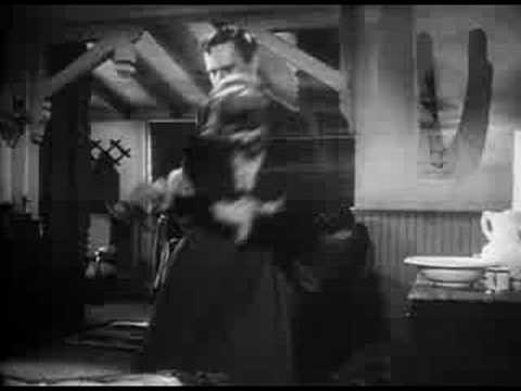 the furies 1950 trailer youtube