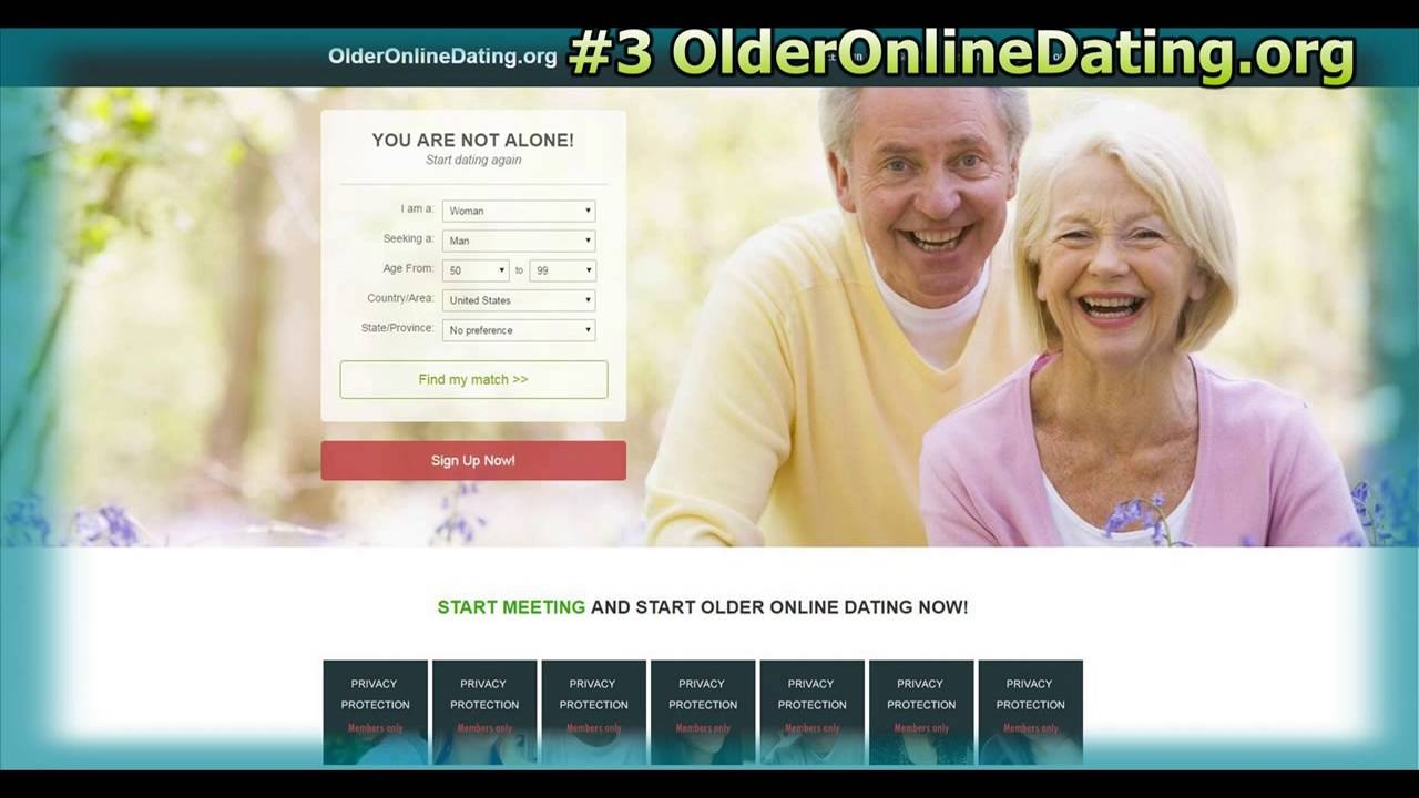 Best dating sites for over 60s
