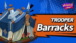 Barracks -  Trooper Gameplay