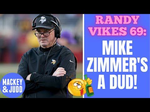Minnesota Vikings DUD stable: Mike Zimmer, Kirk Cousins, Wilf