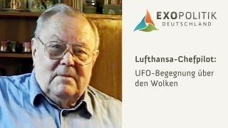 Ehem. Chefpilot der Deutschen Lufthansa über UFOs