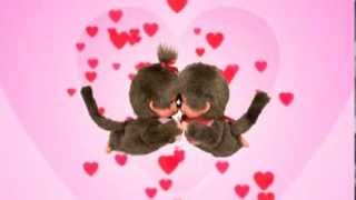 40th Love Monchhichi