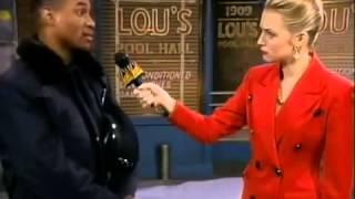 Джим Керри троллит репортера во время интервью - MrRussianHumor