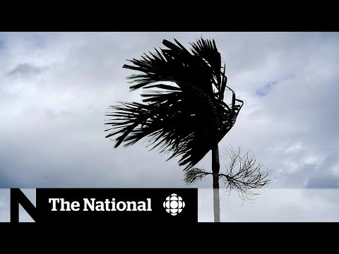 Hurricane Dorian devastates