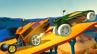 МАШИНКИ ХОТ ВИЛС #6 Гонки на машинках Хил Климп Hill Climb vs Hot Wheels Race Off #МК