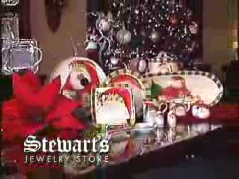 Stewart's Jewelry Store Dec. 2013 Commercial