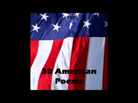 30 American Poems (FULL Audiobook)