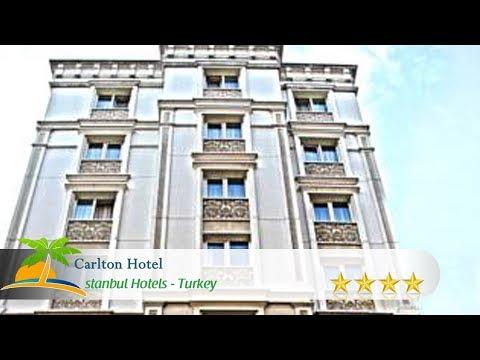 Carlton Hotel - Istanbul Hotels, Turkey