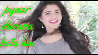 "Pyaar Diwana Hota Hai""Villagers Boys""Faizy-Bunty and Moni Song(AK Music)"