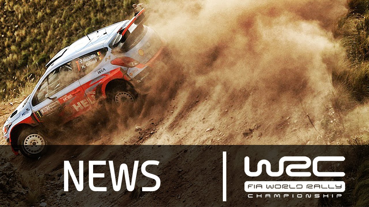 WRC - XION Rally Argentina 2015: Stages 1-3