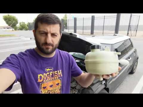 Engine Coolant Recovery Tank Cap Febi  40145