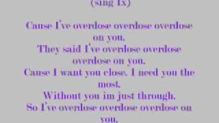 Jamie foxx-overdose lyrics
