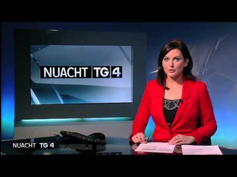 Nuacht TG4 Gach lá @ 19.00 | National News Everyday @ 19.00