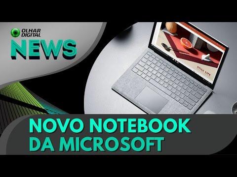 Novo Windows e a chegada do Surface Laptop | OD News 02/05/2017