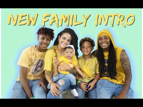 🚨 NEW FAMILY INTRO 🚨