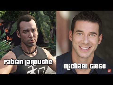 grand theft auto v characters in real life