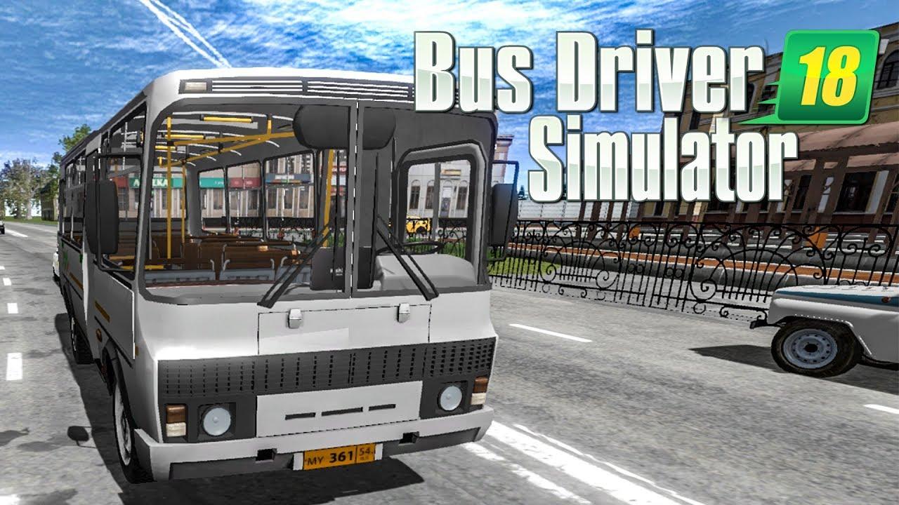 Busfahrer Simulator