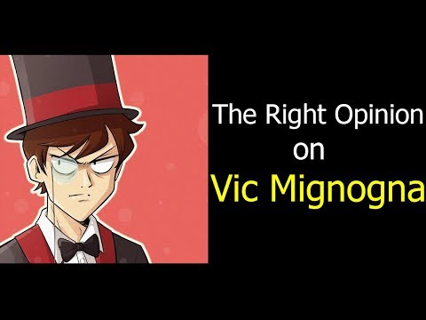 The Right Opinion On Vic Mignogna