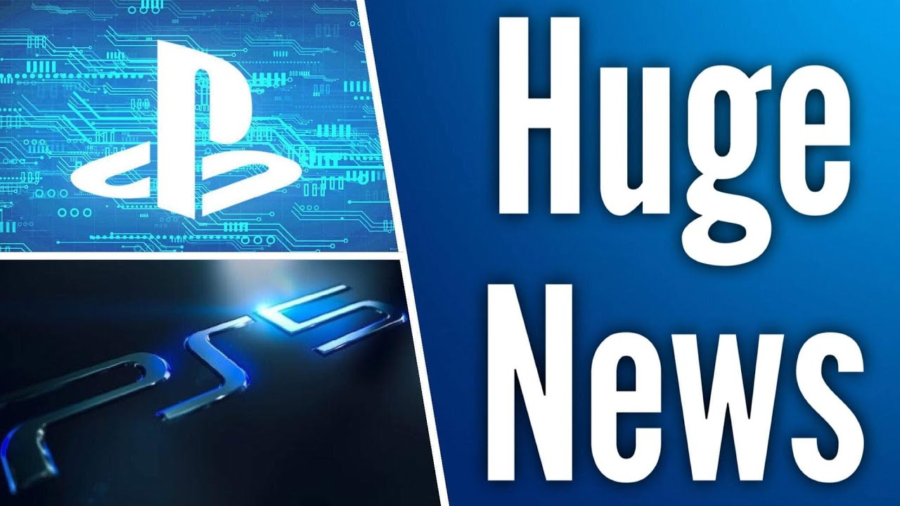 Sony confirms PlayStation 5 name, holiday 2020 release date