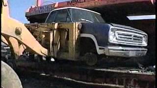 The Impact 5 Car Crusher