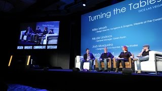 """""""Turning The Tables"""" with Gearbox Software, Wizards of the Coast, Green Ronin, Bonfire Studios"""