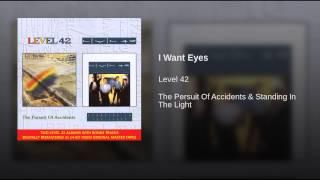 I Want Eyes