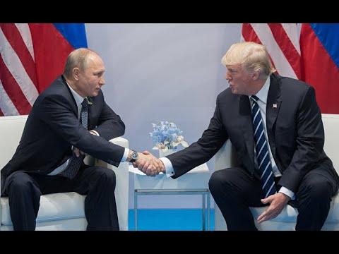 Саммит Трампа и Путина: это будет пустое зрелище. Bloomberg, США.