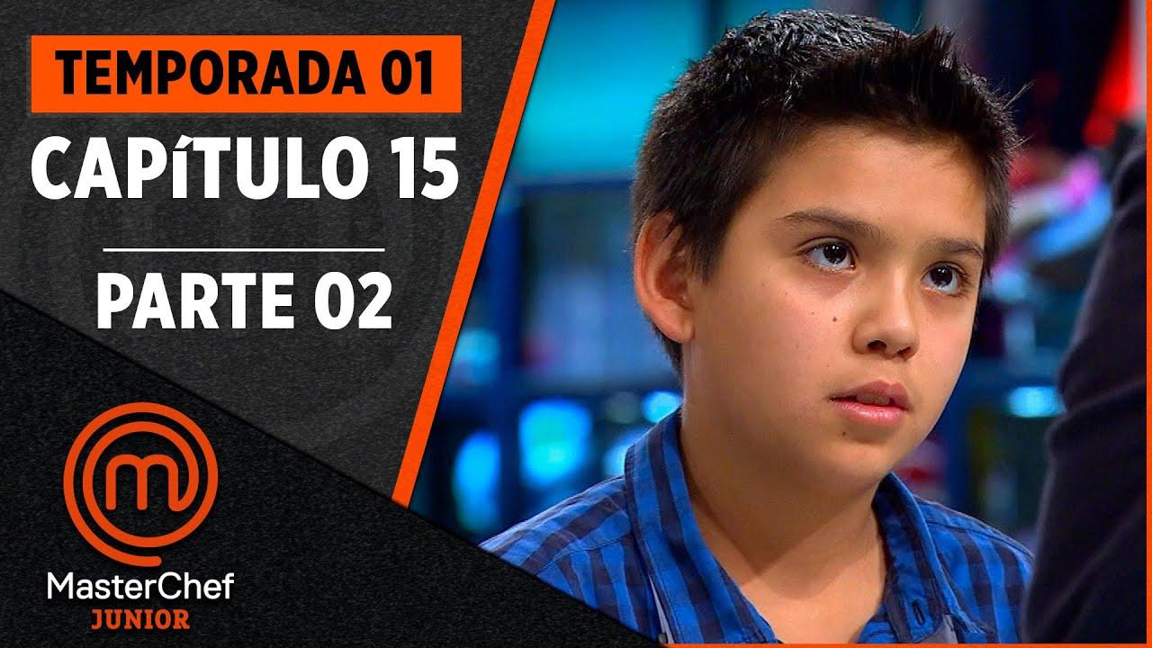 CAPÍTULO 15 - 2/2: Chocolate y encocado | TEMPORADA 01 | MASTERCHEF JUNIOR COLOMBIA