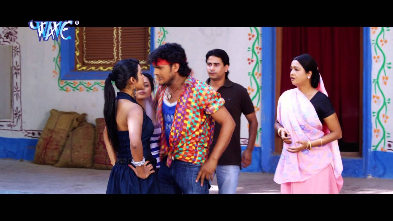 Latest Bhojpuri Comdey Scene 2015 || Khesari Lal Yadav New Filmy Scene