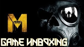 Game Unboxing - Metro: Last Light [Limited Edition]