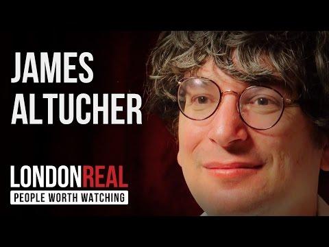James Altucher - Choose Yourself - PART 1/2 | London Real
