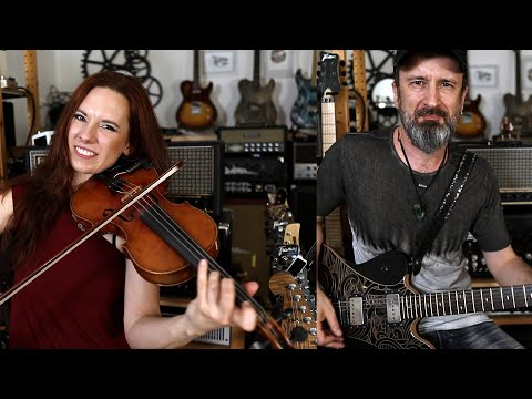 FEUERSCHWANZ - Kampfzwerg (Guitar & Violin Playthrough) | Napalm Records