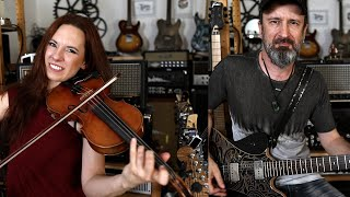 FEUERSCHWANZ - Kampfzwerg (Guitar & Violin Playthrough)   Napalm Records