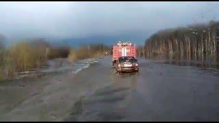 Дорога Гари-Сосьва 24.04.2016