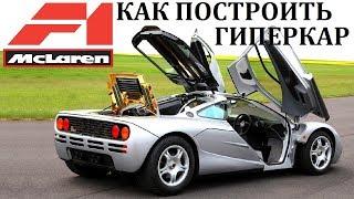 McLaren F1/ВОЗМОЖНОСТИ ЛУЧШЕГО ГИПЕРКАРА 20 ВЕКА.