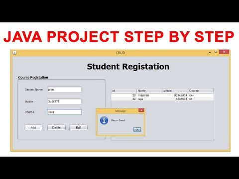 java-simple-project-step-by-step-using-mysql-database