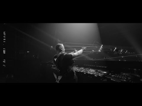Angerfist - Criminally Insane (Radical Redemption Remix) (Official Videoclip)