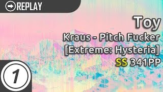 Toy | Kraus - Pitch Fucker [Extreme: Hysteria] SS 341pp #1