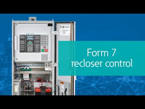 Form 7 recloser control security