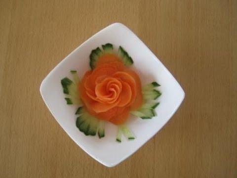 karotten-rose-als-dekoration-auf-salaten-oder-fleischgerichten