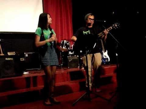 Shaina Rae Sanchez performing Salamat by Yeng Constantino at Sinegang.mix