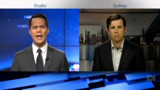 Nauru funds frozen & soon to shut government services including refugee camp