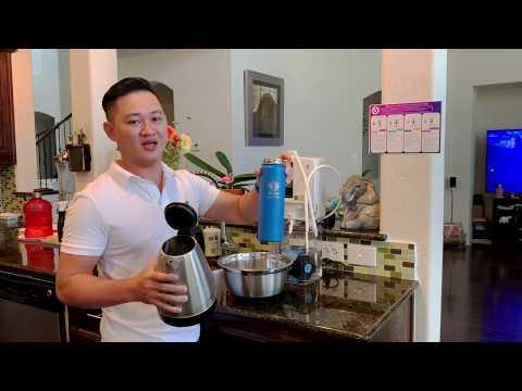 Huong dan Deep Clean Kangen K8 phan 1 - KangenDaily com