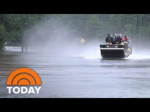 Hurricane Harvey Makes Third Landfall, Bringing More Rain And Raising Death Toll | TODAY