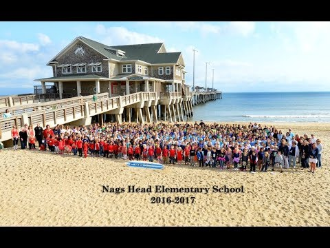 Nags Head Elementary School 5th Grade Promotion - 2017
