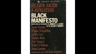 "James Forman & ""The Black Manifesto"""
