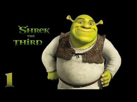 Shrek 2 The Video Game прохождение