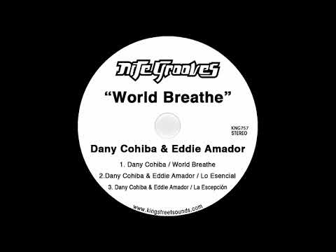 Dany Cohiba - World Breathe mp3 baixar