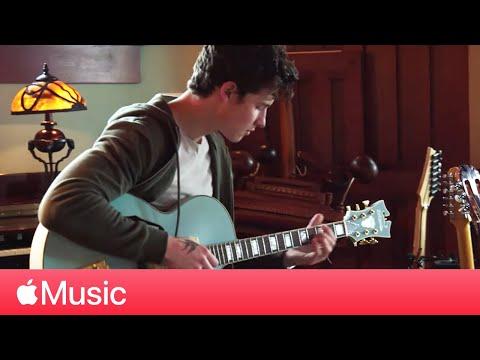 Shawn Mendes: Instruments, Chris Martin & John Mayer [FULL INTERVIEW P2] |  Apple Music